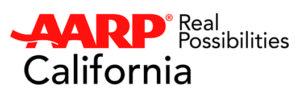 AARP California logo