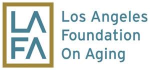 Los Angeles Foundation on Aging logo