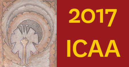 icaa logo with text