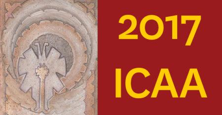 icaa logo with text
