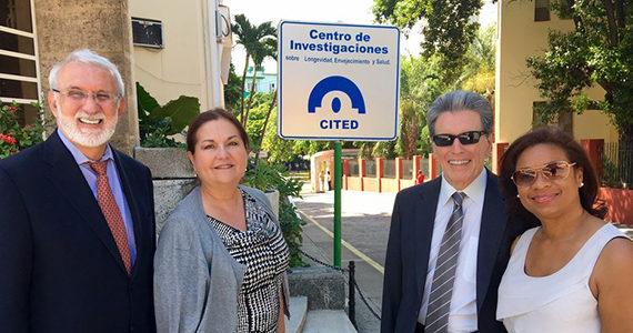 USC researchers in Cuba