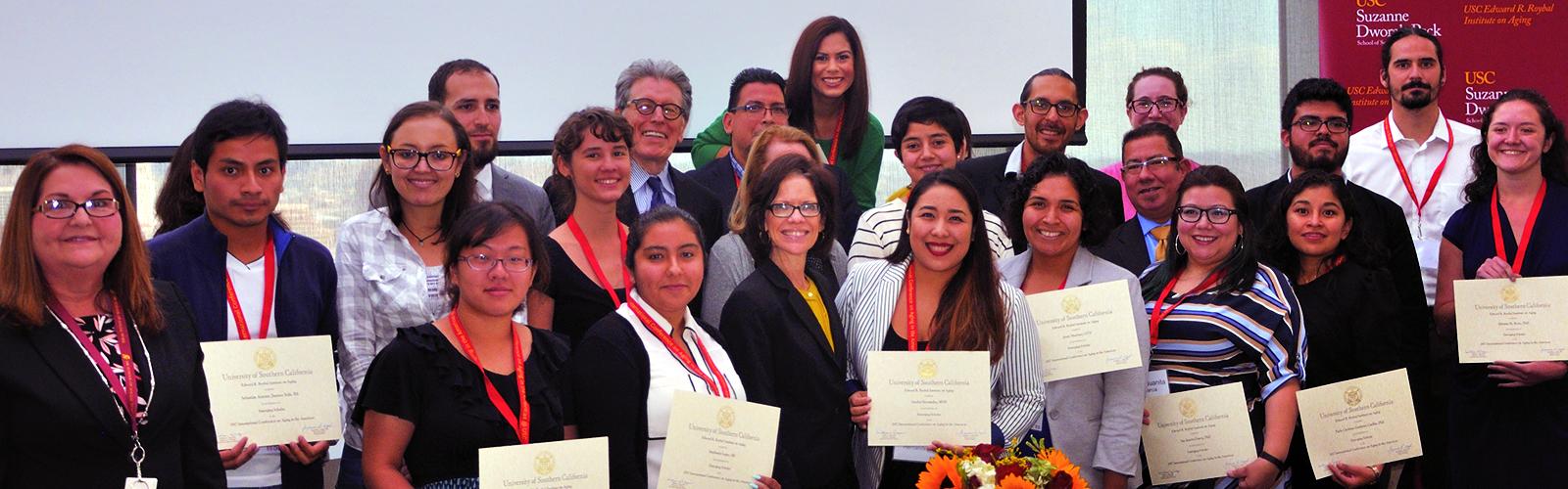 2017 ICAA group photo
