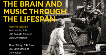 Music and the Brain flyer image
