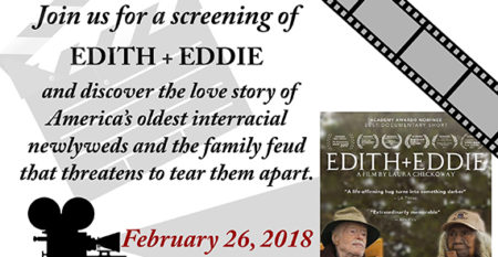 USC Gero screening of Edith+Eddie flyer